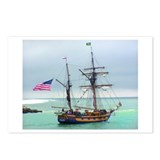 Tall Ships Postcards (Package of 8)