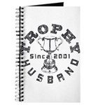 Trophy Husband Since 2001 Journal