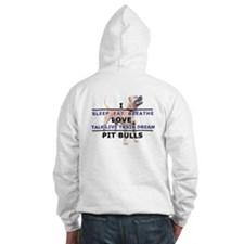 Sleep, Eat, Breathe Hoodie