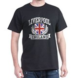 Liverpool England T-Shirt