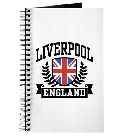 Liverpool England Journal
