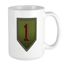 Big Red One Mug Mugs