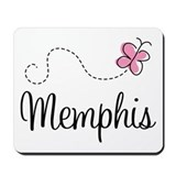 Cute Memphis Mousepad