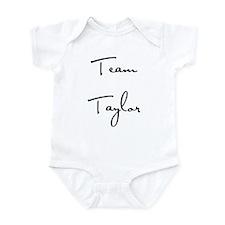Team Taylor Infant Bodysuit