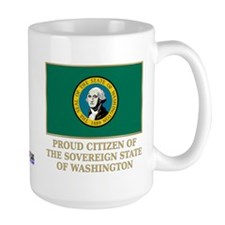 Washington Proud Citizen Mug