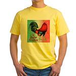 El Gallo Grande Yellow T-Shirt