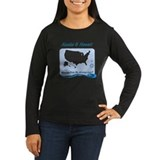 Alaska and Hawaii Funny  T-Shirt