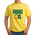 Snake Oil Yellow T-Shirt