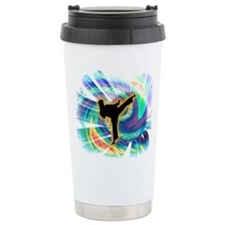 Ninja Swirl Travel Mug