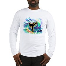 Ninja Swirl Long Sleeve T-Shirt