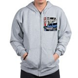 Mustang Legends 69 Zipped Hoody