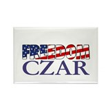 Freedom Czar Rectangle Magnet (10 pack)