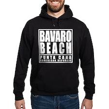 Bavaro Beach in a box Hoodie