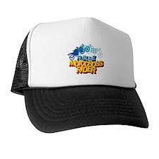 Future Motocross Rider Trucker Hat