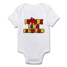 Future Firefighter Infant Bodysuit