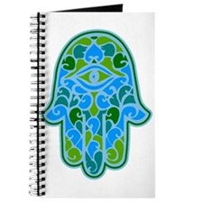 Artsy Hamsa Journal