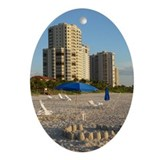 Marco Island, Florida, Oval Ornament