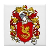 Brent Coat of Arms Tile Coaster