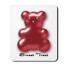 Sweet Treat Red Mousepad