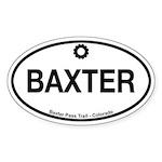 Baxter Pass Trail