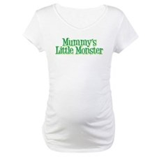 Mummy's Little Monster's Shirt