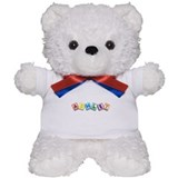 Ashley Teddy Bear