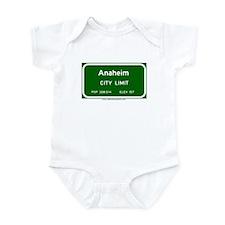 Anaheim Infant Bodysuit