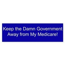Keep Away From My Medicare