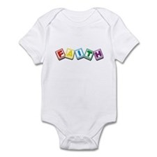 Faith Infant Bodysuit