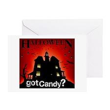 Halloween Got Candy? Greeting Card
