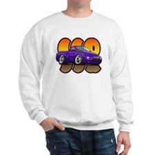 Purple SSR Sweatshirt