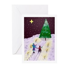 Cute Wheelchair Greeting Cards (Pk of 20)