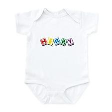 Henry Infant Bodysuit