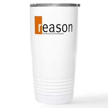 Reason Stainless Steel Travel Mug