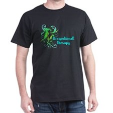 Scroll Leaf Designs T-Shirt