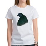 Sumatra Rooster Head Women's T-Shirt