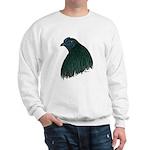 Sumatra Rooster Head Sweatshirt