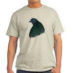 Sumatra Rooster Head Light T-Shirt