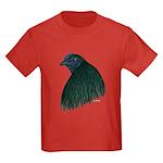 Sumatra Rooster Head Kids Dark T-Shirt