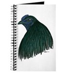 Sumatra Rooster Head Journal