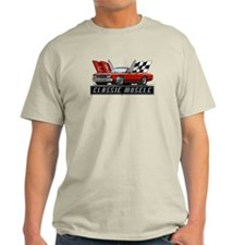 '66 Red Chevelle Convertible T-Shirt