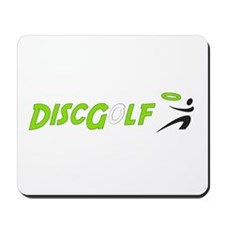 Disc Golf Mousepad