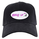 Disc Golf Baseball Hat