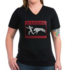 Warning: Werewolves Shirt