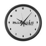 Midwife, My Anti-Drug Large Wall Clock