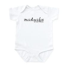 Midwife, My Anti-Drug Infant Bodysuit