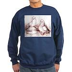 Tumbler Pigeons Sweatshirt (dark)