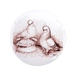 """Tumbler Pigeons 3.5"""" Button (100 pack)"""
