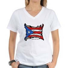Puerto Rico Heat Flag Shirt