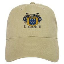 Bailey Coat of Arms Baseball Baseball Cap